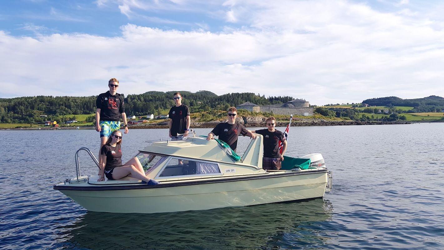 FGC TEAM NORWAY 2019